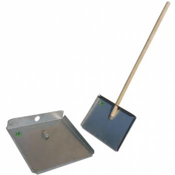 Лопата снегоуборочная алюминиевая трехбортная на заказ