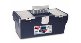 Ящик для инструмента пластмассовый 1(с лотком)