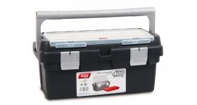 Ящик для инструмента пластмассовый 2(с лотком)