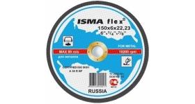 Круг отрезной ISMA 6 мм толщина