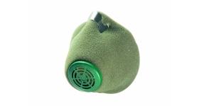 Респиратор У2К (поролон) FFP1 (до 4 ПДК) с клапаном выдоха